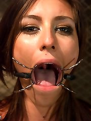In the not so distant future, there will be virtual reality games that permit the player to inspect their cravings in a simulated environment.  Rilynn Rae plays her very first game and experiences a forbidden reality of sexual penalty, deep facehole, orgasms, stringent bondage and tough intercourse.  The more brutal and intense her captor is, the more sexually aroused she gets, knowing that no harm will actually be done to her in this safe, controlled environment.