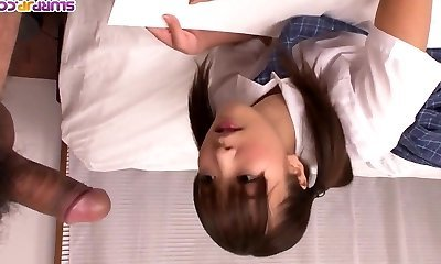 Naked Momoka Rin amazing bedroom hookup with a professor