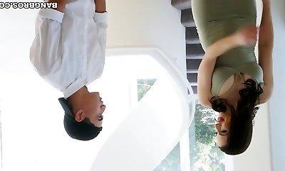 Juggy step mother Chanel Preston seduces daughter's boyfriend