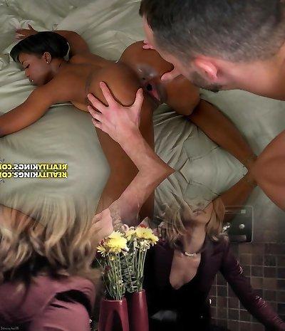 Horny pornstars Porsche Doll, Chris Strokes in Stunning Cumshots, College xxx scene