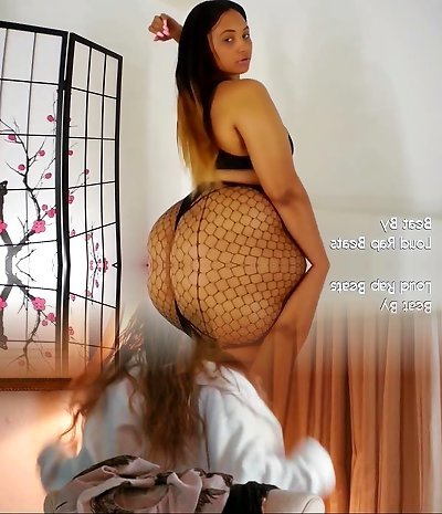 Scorching Ebony BBW Model Tiffany Has a Huge Ass and Shakes It