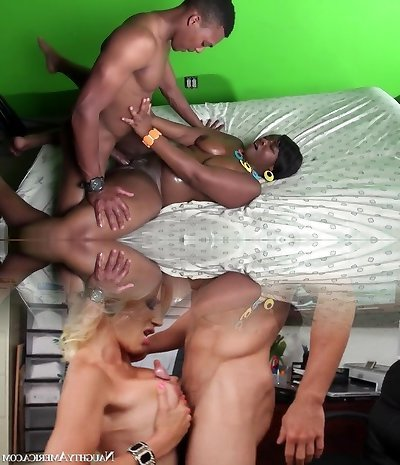 Hottest superstar Mz. Thicksation in incredible anal, big culo porn video