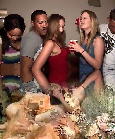Horny pornstar Ashlynn Leigh in amazing brunette, meaty breasts sex movie