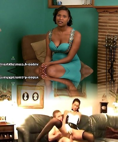 Crazy adult movie star in Exotic Interview, Solo Dame porn movie