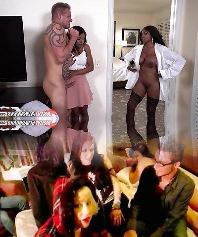 Diamond Jackson & Indigo Vanity & Tony D in My Milky Step-dad Part 4 - DigitalPlayground