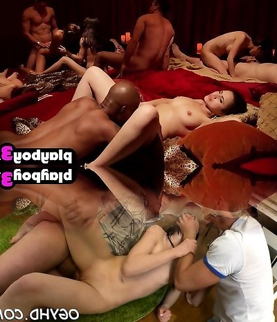 Black swinger duo enjoys fucking with other couples