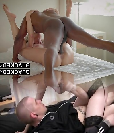 BLACKED Cheating MILF Brandi Enjoys Very First Big Black Cock