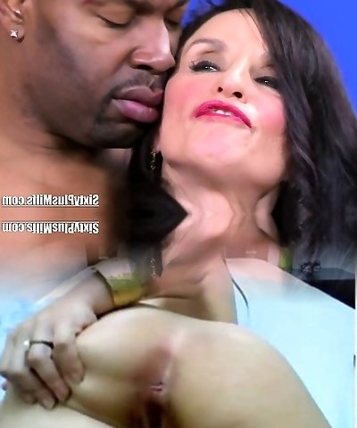 MILF banged by a black cock