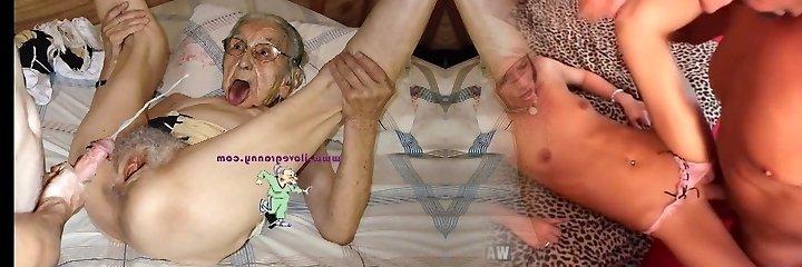 ILoveGrannY Bare Mature Pictures Compilation
