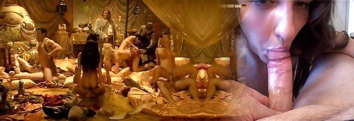 bellissima orgia