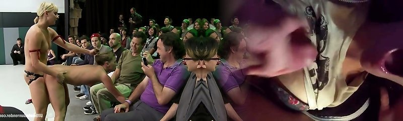 Live Tag Crew League The Dragons (Trio-0) Vs  The Ninjas (Three-0) - Publicdisgrace
