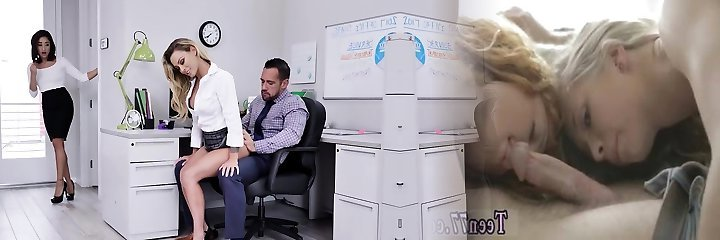 Isabelle Deltore, Isabella Ultra-cute In Intra Office Bang-out Romp