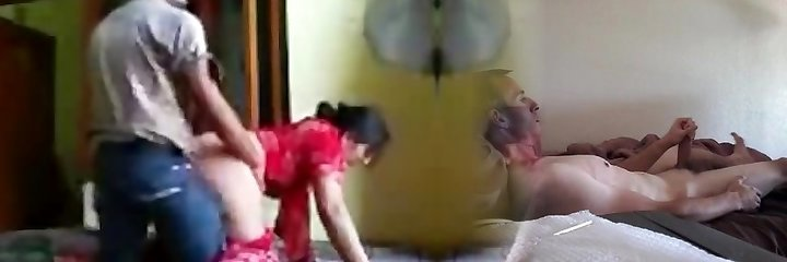 Punjabi Bhabhi in Crimson Salwar Fucked