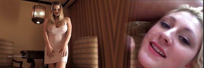 Closeup & Unusual Insertion Video - DanielleFtv