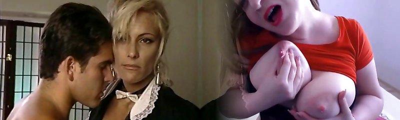 TT Man unloads his sperm on blonde milf Debbie Diamond