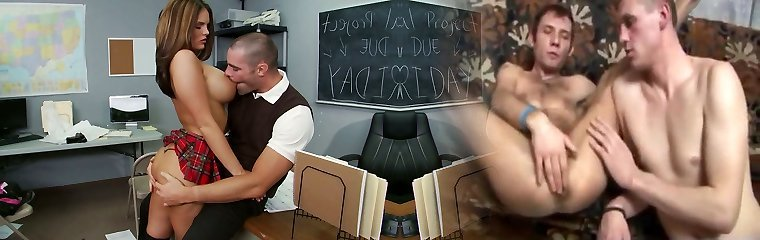 Mackenzee Pierce with a gorgeous burst size gives a blowjob to her college professor