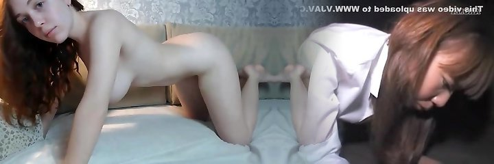 Very young dame vibrated and squirted