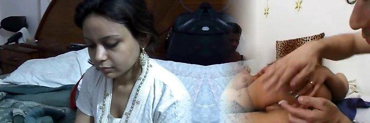 Sexy Paki Saira Khan Having Homemade Orgy With Hubby