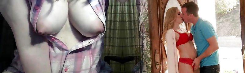 Rock Hard nipples on schoolgirls boobs