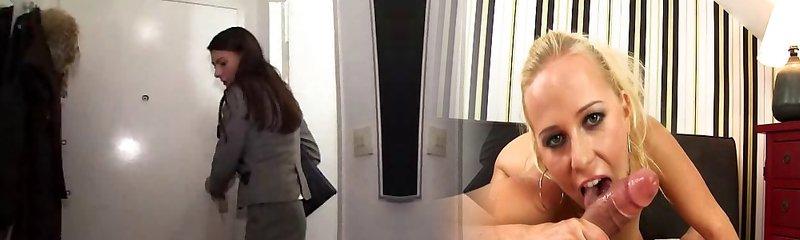 German Couple Privat - Donna Lucia