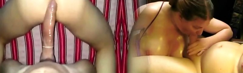 Immensely long dick amateur fucking