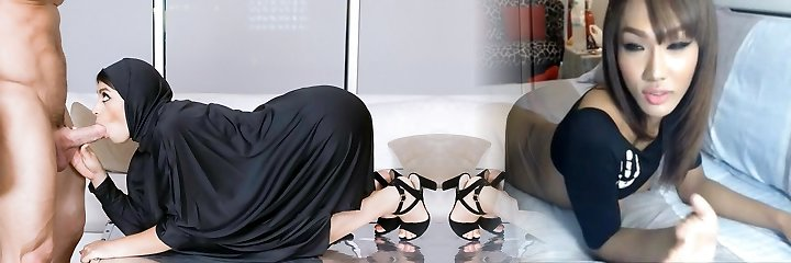 TeenPies - Red-hot Muslim Teen Boned And Creampied