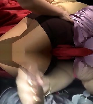 2 Young Lassies Sheer Pleasure Each Others Pussies