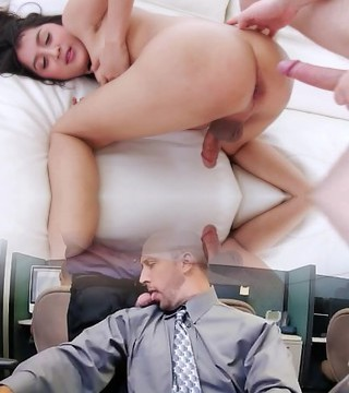 Asian Transsexual Alice Bareback Drilled by Guy in Tight Hole