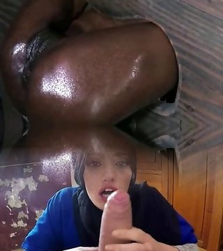 Abased and bounded Ana Foxxx pt 1