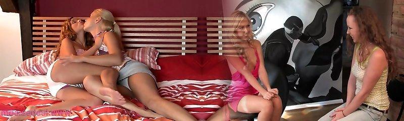 Sappho lesbian clip