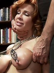 Nymphomanic Milf Veronica Avluv is instructed to be a domestic cock service tart