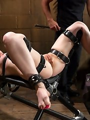 I've been told that dread makes twats wet. When Alani Pi is taken to the Castle's dungeon for formal slave instructing, she is made to face her biggest Sadism & Masochism fears.