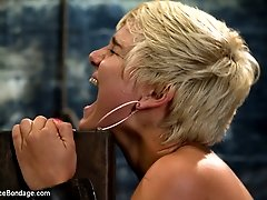 Chloe Camilla is brand new to porn - she just had her first shoot ever with Hogtied a couple of...