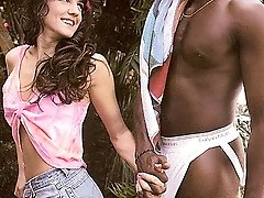 Interracial seventies sex
