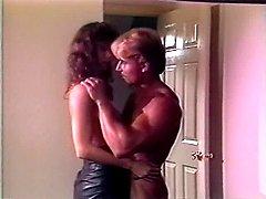 Bambi Allen, Breezy Lane, Nikki Randall in vintage porn scene