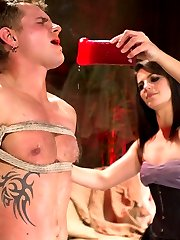 Trent Diesel thinks hes man enough to be the plaything of Mistress Bobbi Starr. She takes Trents...