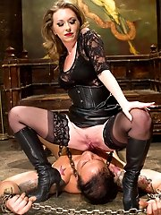 Welcome Mistress T to Divine Bitches! Most of you miscreants have already worshiped her from...