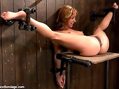 Welcome Ariel to Device Bondage, we just happened to see this sexy girl in the hallway, found...