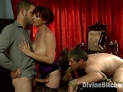 Mz Berlin is simply Divine in our latest cuckolding update! Berlin and her husband Jimmy are a...