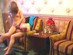 Young slut fucked by an older guy