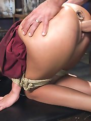 Anal queen Roxy Raye is back and ready for everything we can possibly shove in her big beautiful...