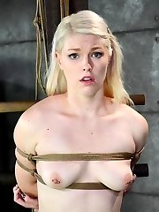 Platinum Blonde Ella Nova is in the house again. Beautiful face and banging body, this sexy...