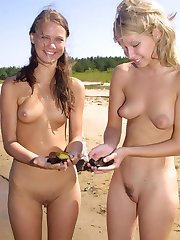 Naked On The Beach! Gallery 119