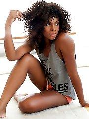 Amateur black girls, real photos
