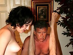 BI Swingers party with Anal CREAM PIE and Cum Swapping