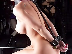 Awesome hot bondage sluts in great amateur action in here