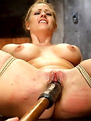 Gorgeous big tit blonde Holly Heart is BACK as a hot fucking MILF! Recorded during our last live...