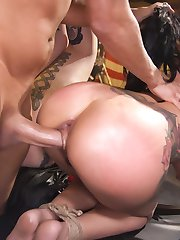 Xanders Old Lady is the hottest bitch in the club! Lily Lanes perfect tits and ass just scream...