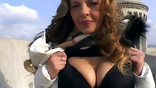 Jessica shows Academy wanking lessons in full cut sheer panties and the black uniform fully...