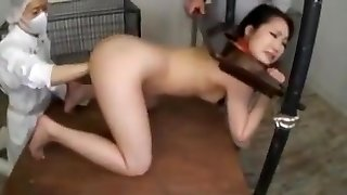 Check out this naughty cheerleader as she gets naked in the outdoors and fingers her pussy in...